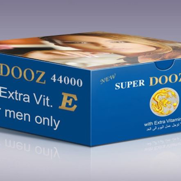 Super Dragon Dooz 44000 Delay Spray With Vitamin